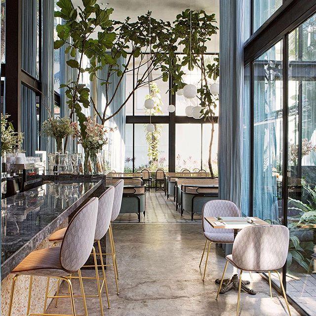 Дом из стекла: ресторан по дизайну Gamfratesi в Маниле (фото 7)