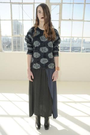 Показы мод Jeremy Laing Осень-зима 2011-2012 | Подиум на ELLE - Подиум - фото 2431