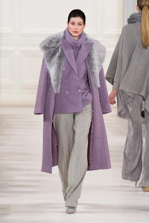 Показ Ralph Lauren коллекции сезона Осень-зима 2014-2015 года prêt-à-porter - www.elle.ru - Подиум - фото 578078