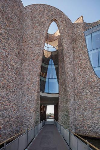 Первый архитектурный проект художника Олафура Элиассона (фото 2.2)
