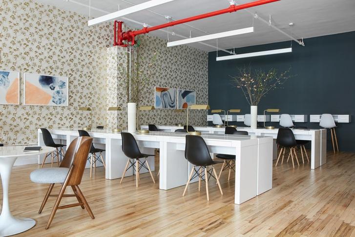 Эклектичный офис Man Repeller в Нью-Йорке (фото 0)