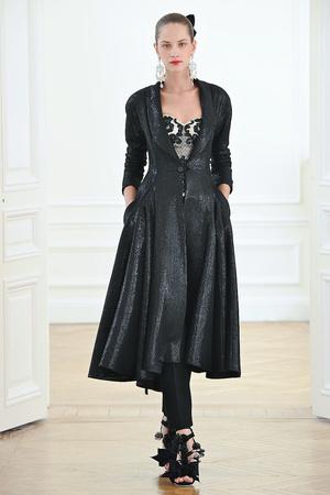 Показ Alexis Mabille коллекции сезона Осень-зима 2010-2011 года haute couture - www.elle.ru - Подиум - фото 167580