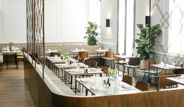 Эпоха джаза: ресторан в Мадриде (фото 11)