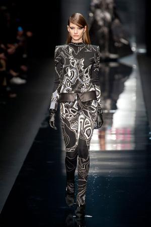 Показы мод Leonard Осень-зима 2013-2014 | Подиум на ELLE - Подиум - фото 601