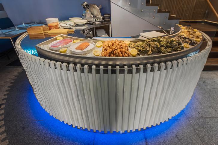 Проект бюро АrchPoint: ресторан «Комбинат» в Москве (фото 7)