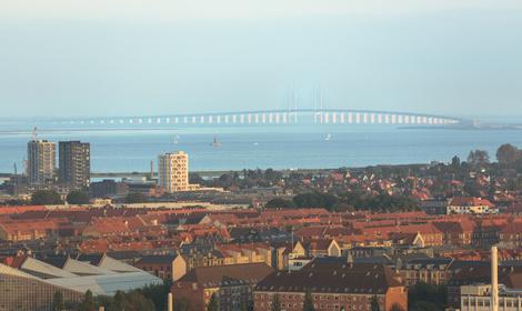 Небо и вода: из Мальмё в Копенгаген по Эресуннскому мосту | галерея [2] фото [3]