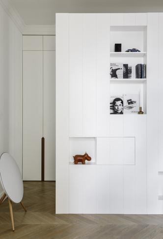 Квартира 90 кв.м в Нащокинском переулке: проект Ольги Колесик (фото 13)