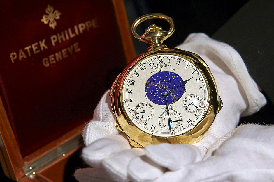 PATEK PHILIPРE'S SUPERCOMPLICATION, $11 МЛН.