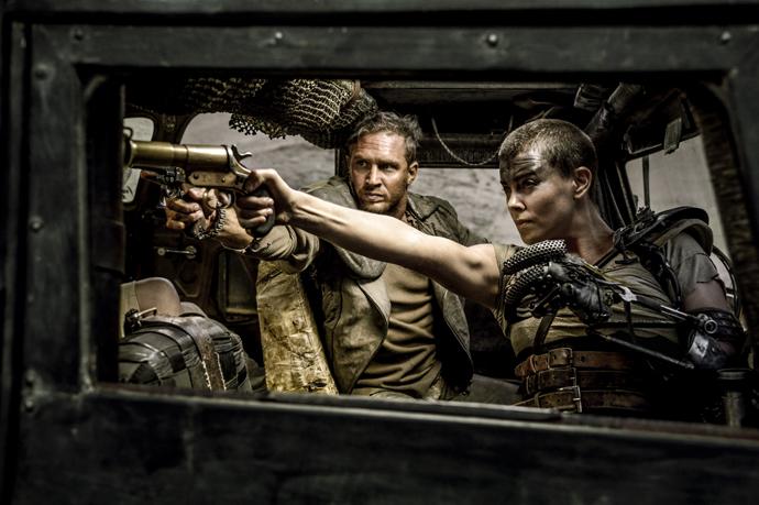 «Безумный Макс: Дорога ярости» / Mad Max: Fury Road / Том Харди