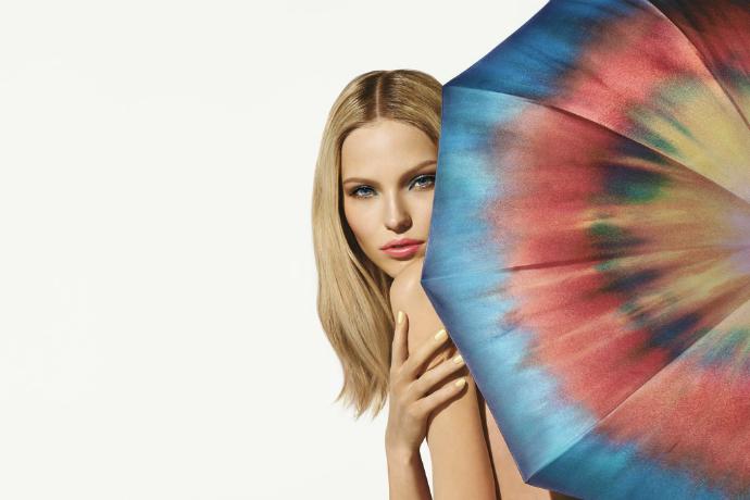 Саша Лусс для Dior