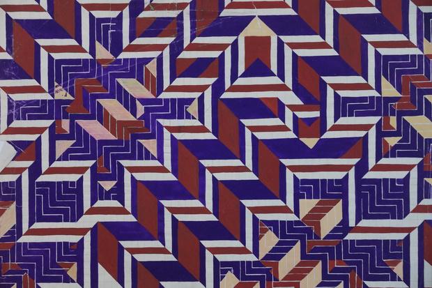 Выставка «Ткани Москвы» в Музее Москвы (фото 14)