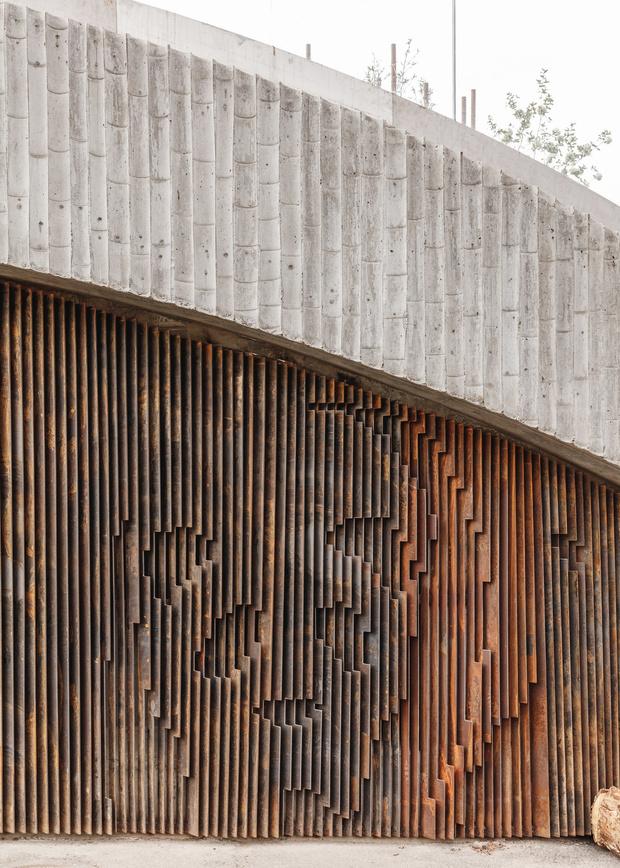 В зоопарке Копенгагена построили дом для панд (фото 12)