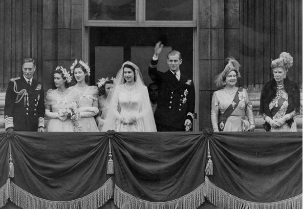 История одного дня: свадьба королевы Елизаветы II и принца Филиппа (фото 3)