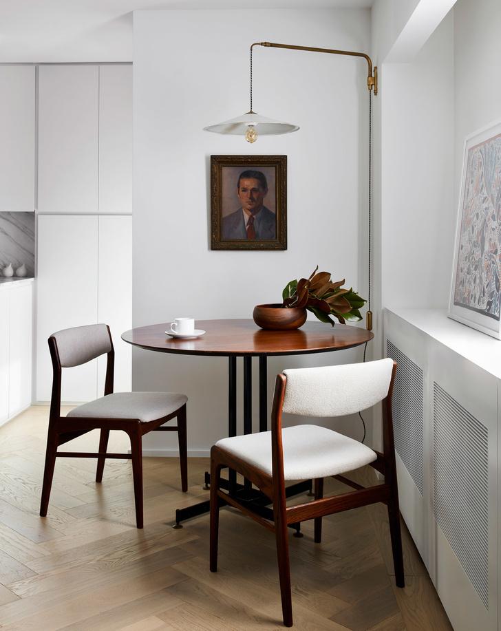 Pied-à-terre: квартира 51 м² в Нью-Йорке (фото 6)
