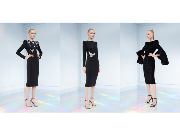 Maison Bohemique представил лукбук коллекции couture осень-зима 18/19 (фото 22)