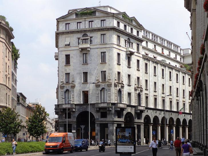 Palazzo Crespi
