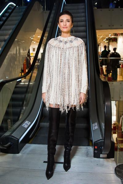 Гости открытия корнеров Dior в ЦУМе (галерея 9, фото 10)