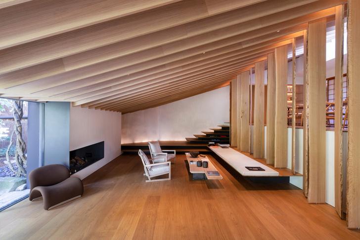 Кенго Кума переделал парижский дом Кензо Такады (фото 8)