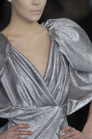 Показ Elie Saab коллекции сезона Весна-лето 2009 года Haute couture - www.elle.ru - Подиум - фото 86584