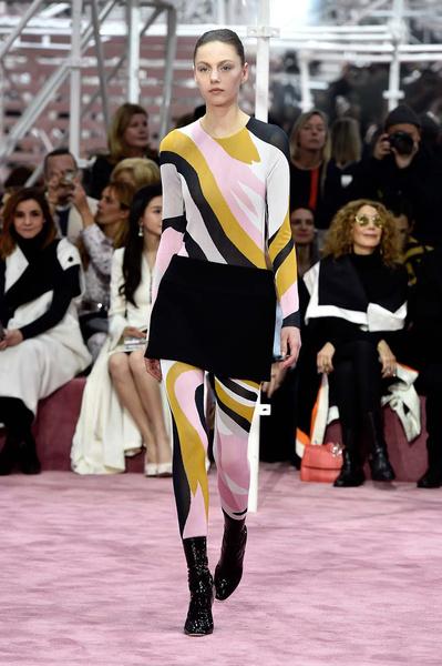 Показ Dior Haute Couture | галерея [1] фото [11]