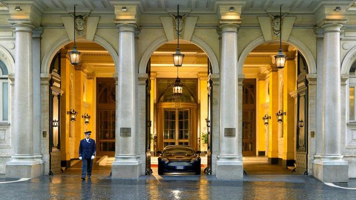 Отель St. Regis Rome открылся после реновации (фото 2)