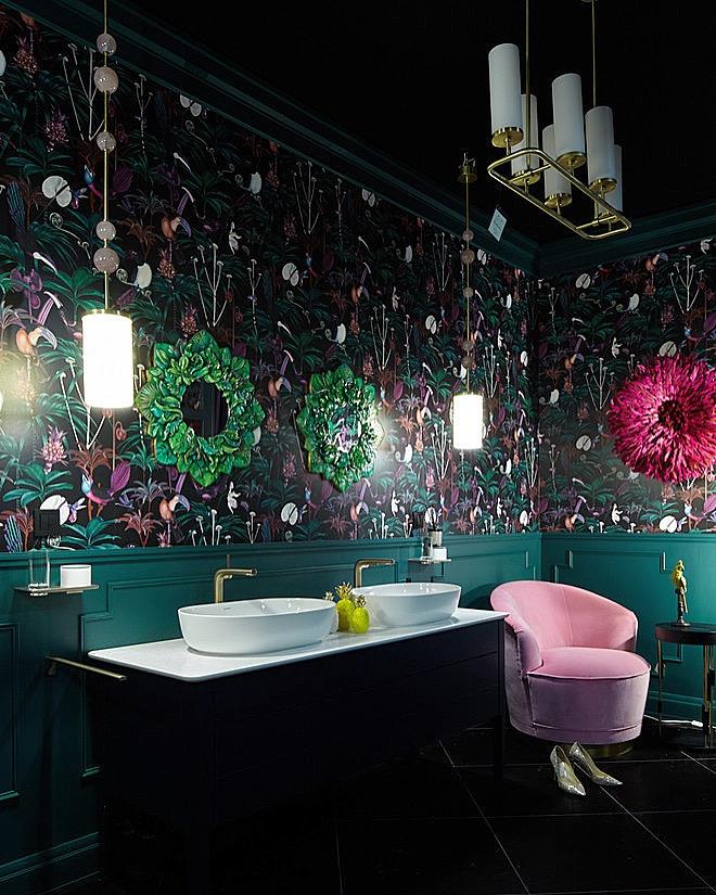 Bathroom Biennale: тропическая ванная Жени Ждановой (фото 12.1)