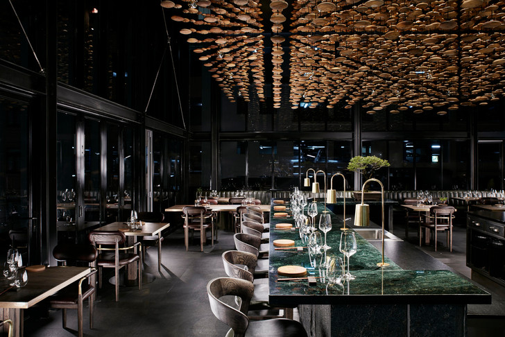 Магический ресторан FYN в Кейптауне (фото 2)