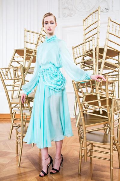 Лукбук осенне-зимней коллекции Ester Abner | галерея [1] фото [10]