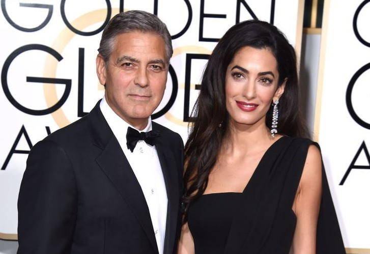 английский особняк Джорджа и Амаль Клуни