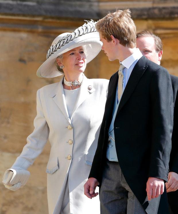 Любимая няня и публицист: кто стал крестными сына Меган Маркл и принца Гарри? (фото 3)