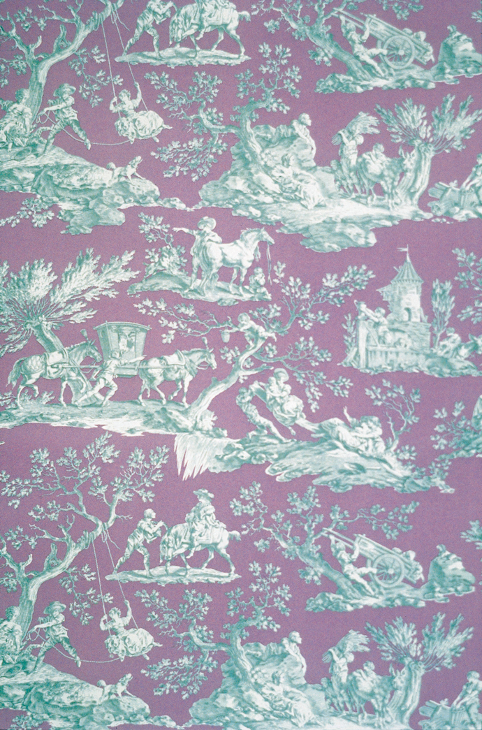 Ткань, Manuel Canovas, салон De Luxe.