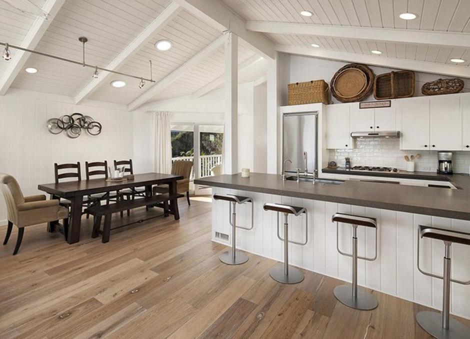 Новый дом Милы Кунис и Эштона Катчера в Санта-Барбаре | галерея [1] фото [3]