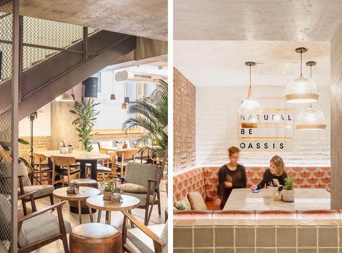 Oassis: тихий ресторан в центре Барселоны (фото 11)