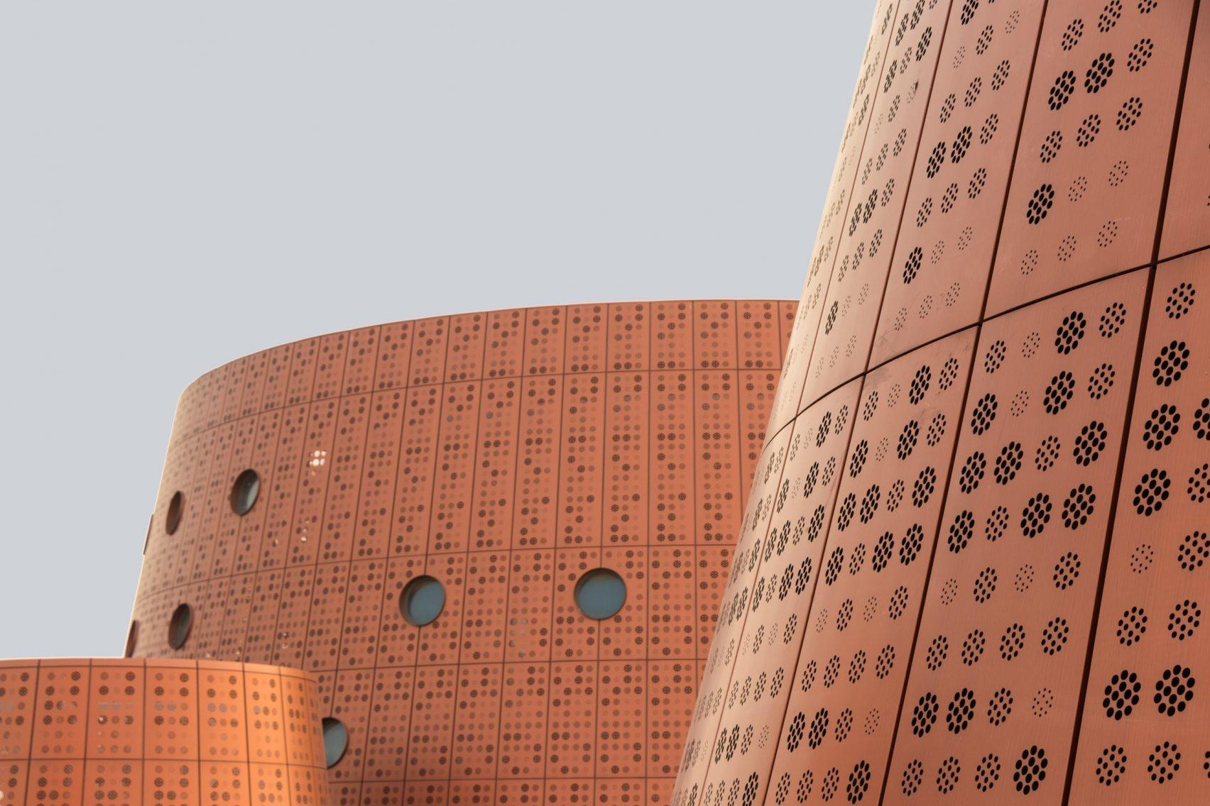 И медные трубы: новый музей по проекту Бернара Чуми в Китае (галерея 6, фото 5)
