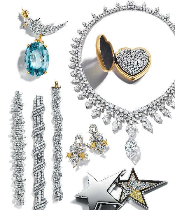 Грандиозная выставка Tiffany & Co. — отличный повод поехать в Шанхай в сентябре