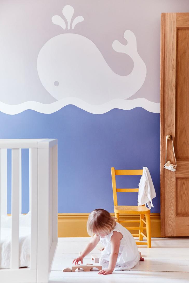 Как улучшить интерьер с помощью краски: 10 свежих идей (фото 21)