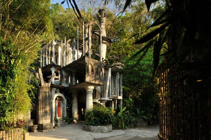 Las Pozas: cюрреалистический парк в мексиканских джунглях (фото 4)