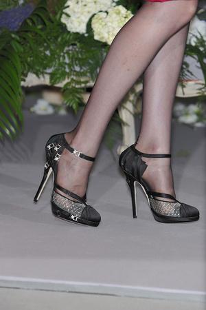 Показ Christian Dior коллекции сезона Осень-зима 2009-2010 года Haute couture - www.elle.ru - Подиум - фото 87296