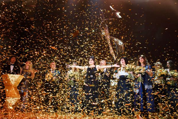 В Москве вручили премию «Золотой ланцет» (фото 1)