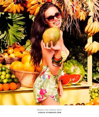 Vogue Eyewear дарит подарки при покупке солнцезащитных очков