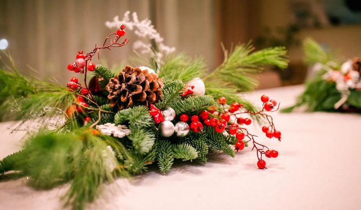 Елки зеленые! Актуальные идеи  новогоднего декора (фото 5)
