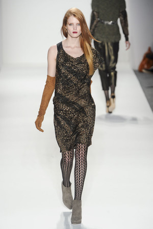 Показы мод Cynthia Steffe Осень-зима 2011-2012 | Подиум на ELLE - Подиум - фото 2385