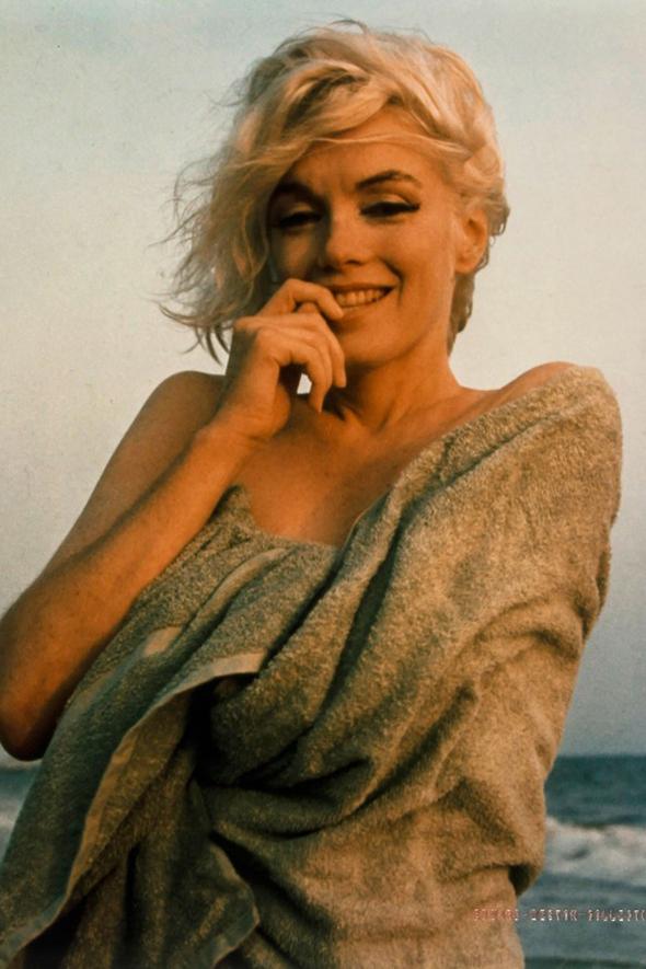 Мэрилин Монро: редкие кадры