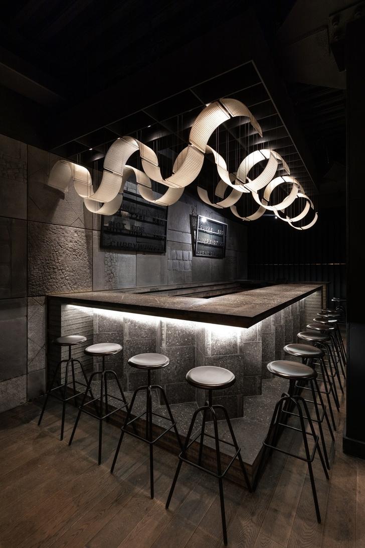 Брутальный Berlin Bar в Москве (фото 0)