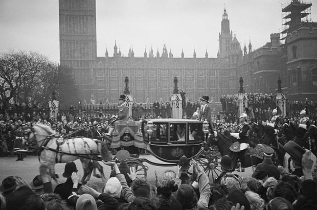 История одного дня: свадьба королевы Елизаветы II и принца Филиппа (фото 4)