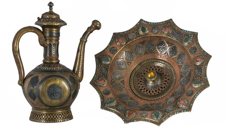 Семь самых необычных предметов интерьера из собрания Музея Востока (фото 3)