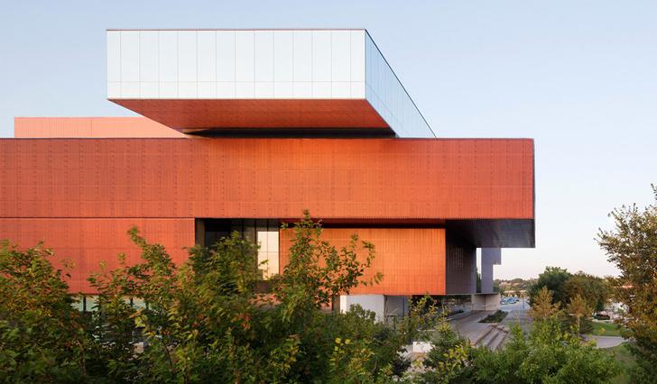 Музей современного искусства в Канаде фото [9]