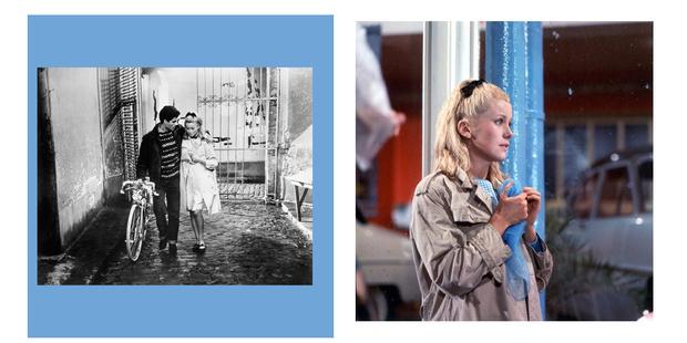 Образ вне времени: Катрин Денев в фильме «Шербурские зонтики» (фото 2)