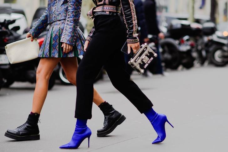 модная обувь 2018 фото