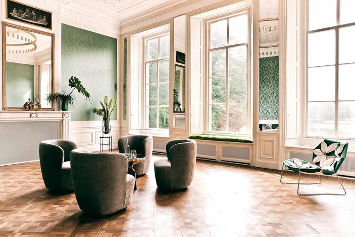 Непреходящая классика: отель Parc Broekhuizen в Утрехте (фото 3)